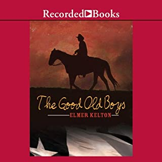 The Good Old Boys cover art