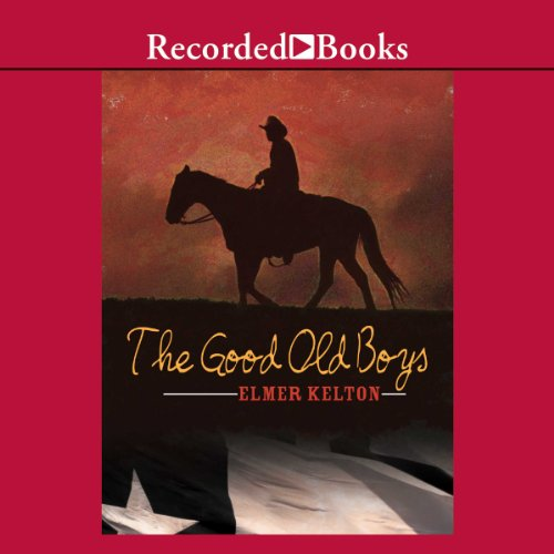 The Good Old Boys audiobook cover art