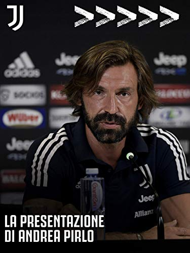 Andrea Pirlo presenta la nuova stagione