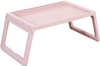 SHTFFW Lit Simple Petite Table de Salle à Manger ménage Petite Table Pliable Table Salle à Manger de Personnes âgées Soins...