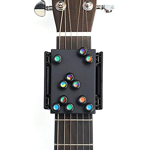 Akkordtrainer Gitarrenlernen AnfäNger Lehrmittel Werkzeug Assistent System Akustikgitarre ZubehöR Finger Memory Exerciser Buddy
