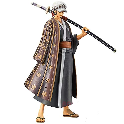 One Piece The Grandline Men Law Banpresto Action Figur PVC Model Figure Dolls
