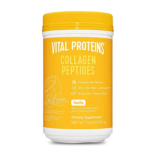 Vital Proteins Collagen Peptides Vanilla and Coconut