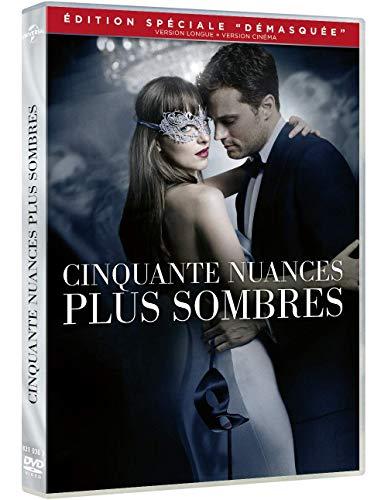 Cinquante Nuances plus Sombres DVD [Édition spéciale - Version non censurée + version cinéma]
