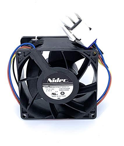 GE Refrigerator Evaporator Fan Motor WR60X26866, WR60X26033