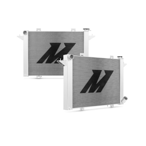 Mishimoto MMRAD-RAM-89 Performance Aluminum Radiator Compatible With Dodge Ram Cummins 5.9L 1991-1993