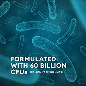 Probiotics 60 Billion CFU - Dr. Approved Probiotics for Women, Probiotics for Men and Adults, Natural; Shelf Stable Probiotic Supplement with Organic Prebiotic, Acidophilus Probiotic; 30 Capsules #5
