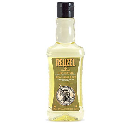 Reuzel 3-in-1 Tea Tree Shampoo 350ml