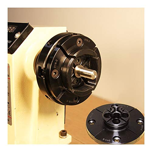 Lowest Price! Lathe Accessories 4 Inches 100mm Wood Lathe Chuck 4 Jaw Self Centering Woodworking Mac...