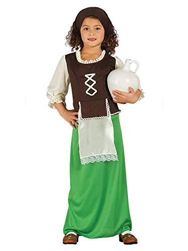DISBACANAL Disfraz Posadera para niña - -, 5-6 años