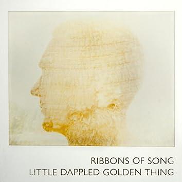 Little Dappled Golden Thing