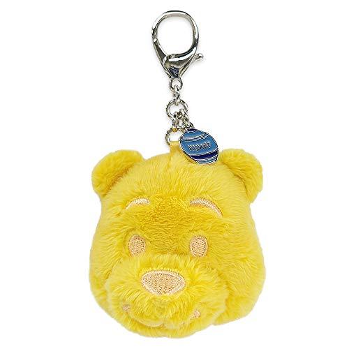 Disney Winnie the Pooh Plush Flair Bag Charm