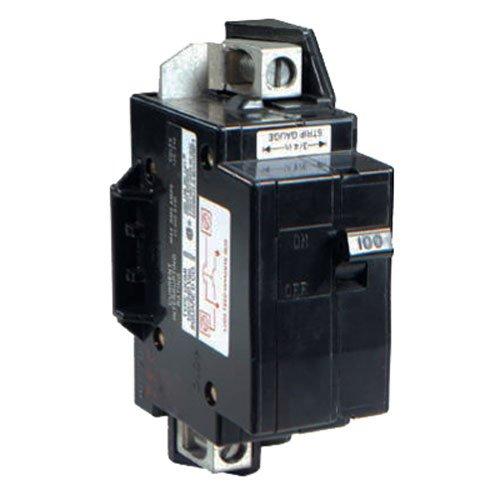 100 amp breaker square d - 8