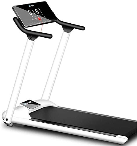 FANLIU Cinta de Correr Plegable Digital, a 1 km/H hasta 10 km/h, LCD y máquinas de Cinta rodante Caminar Máquina Plegable Ejercicio en Cinta rodante máquina