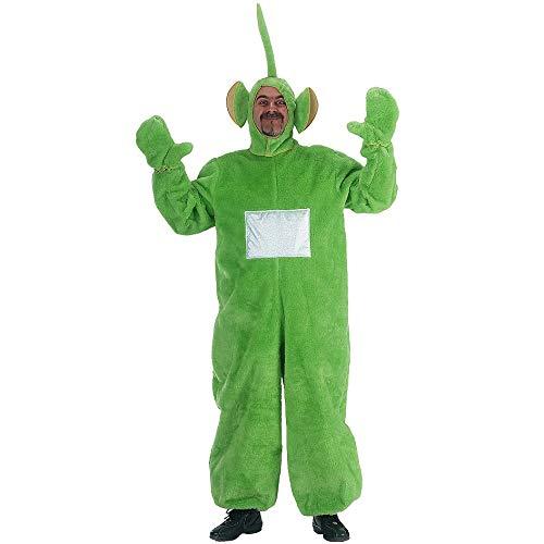 CARNIVAL TOYS S.R.L. Teletubbies DIPSY erwachsenes Kostüm XL