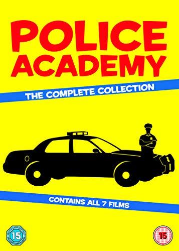 Police Academy Films 1-7 (7 Disc) [UK Import]