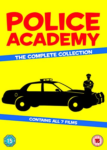 Police Academy - The Complete Collection (7 Dvd) [Edizione: Regno Unito]