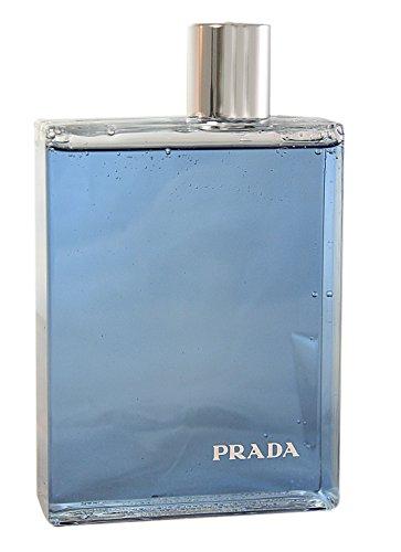Prada Pour Homme / men, Duschgel 200 ml, 1er Pack (1 x 200 ml)