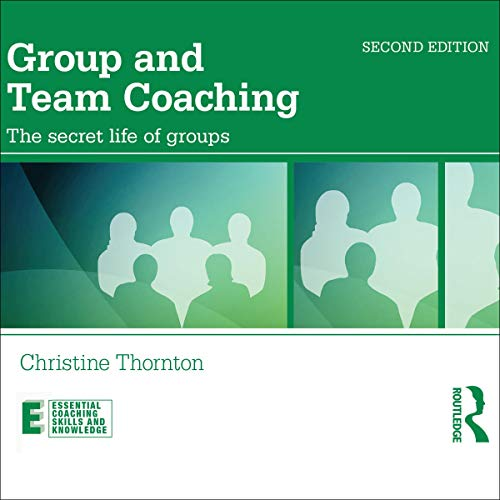 Group and Team Coaching cover art
