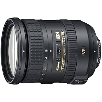 Nikon AF-S DX 18-200mm F3.5-5.6 G ED VR II: Nikon: Amazon.es ...