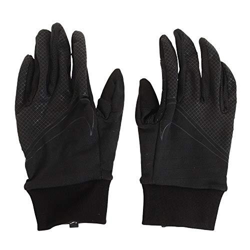 Nike Men's 360 Sphere Running Gloves, Black, Small