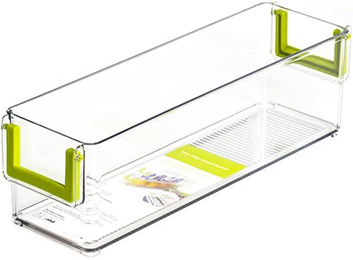 Industry No. 1 Max 61% OFF KerDejar Refrigerator Organizer Bin Plastic Soda Can Clear Disp