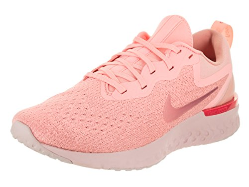 Nike Damen Odyssey React Sneakers, Mehrfarbig Oracle Pink Pink Tint Coral Stardust 001, 41 EU