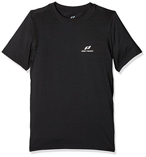 Pro Touch Kinder Keene T-Shirt, Schwarz, 140