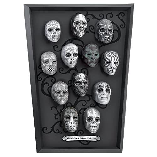 Collection de mini masque de Mangemort de la Collection Noble