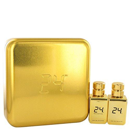 24 Gold Oud Edition Gift Set By ScentStory für Herren