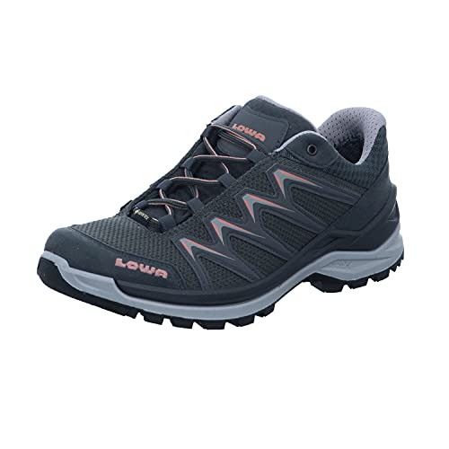 Lowa Innox PRO GTX LO Ws Damen Trekkingschuh Wandern Outdoor 320709 Grau, Schuhgröße:38 EU