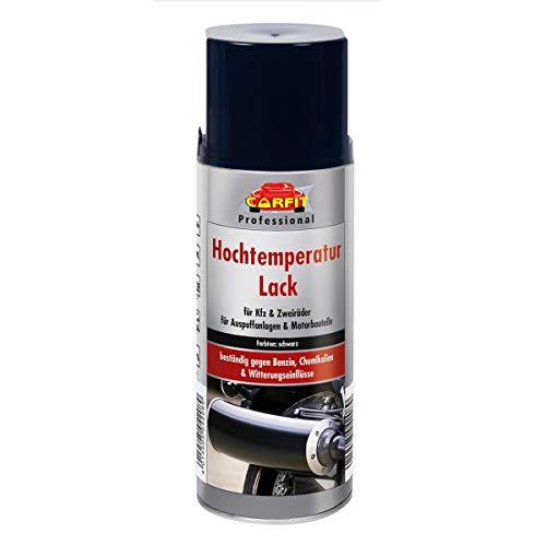 Carfit - Hochtemperatur-Lack Spraydose 400 ml für Kfz & Zweiräder