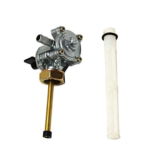 MERIGLARE Válvula de Inyección de Combustible Gaseosa de Motocicleta Petcock Ideal para