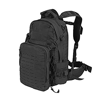 Direct Action Ghost Mk II Tactical Backpack Black 31 Liter Capacity