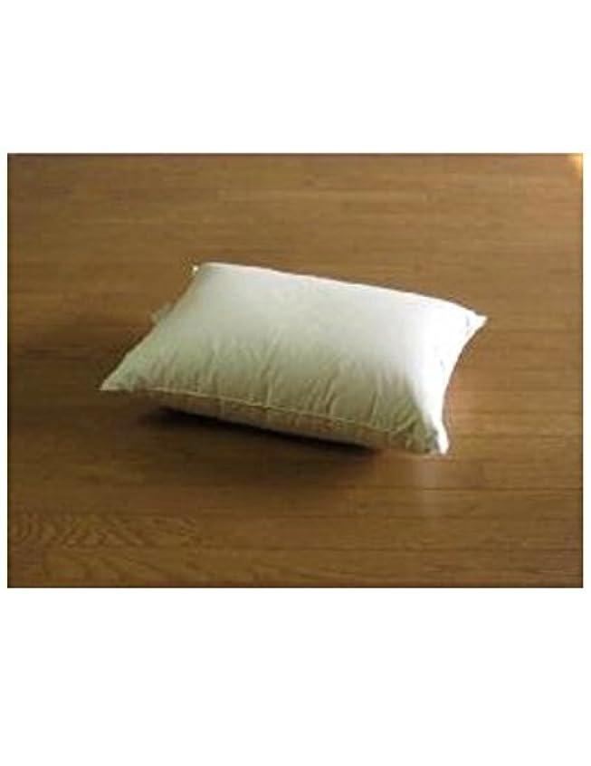 ファセットポーズギネス【日本製】 ホワイトダウン90% ホテル仕様 羽毛枕 50×70cm