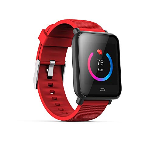 Q9 Reloj Deportivo Pulsera Inteligente SMA Banda Fitness Tracker IPS Pantalla Podómetro