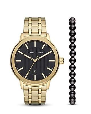 Armani Exchange Herren Analog Quarz Uhr mit Edelstahl Armband AX7108 zu einem TOP Preis.