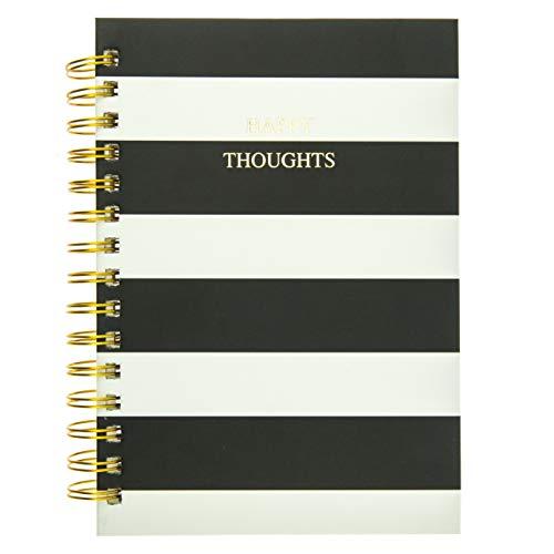 Hard Bound Journal: Classic Charm – Hardcover-Notizbuch mit stabiler Ringbindung: Der Charme des Klassischen