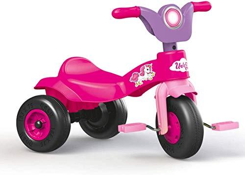 Dolu Triciclo Unicornio - Rosa