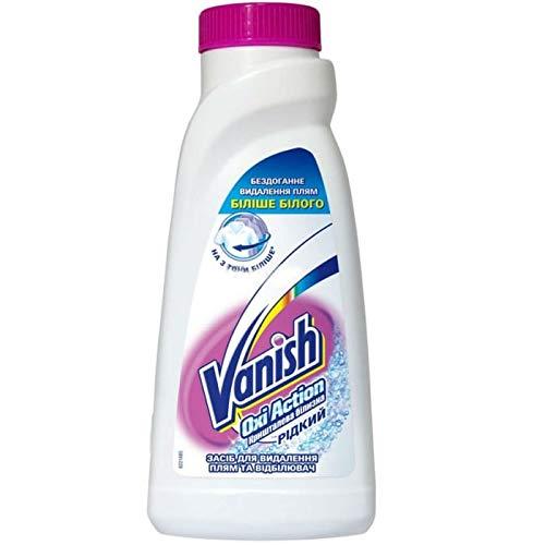 Vanish Oxi Action Crystal White Smacchiatore Liquido - 400 ml