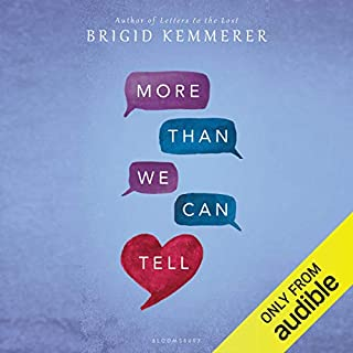More Than We Can Tell                   Auteur(s):                                                                                                                                 Brigid Kemmerer                               Narrateur(s):                                                                                                                                 Stephanie Einstein,                                                                                        Jesse Einstein                      Durée: 10 h et 46 min     Pas de évaluations     Au global 0,0