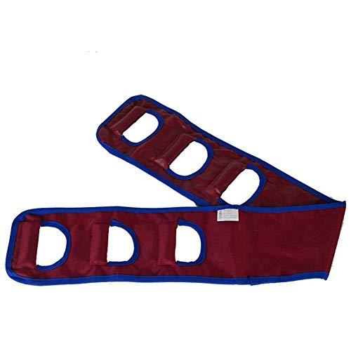 Z-SEAT Cinturón de Transferencia, Eslinga de Transferencia Segura de Seguridad, Paciente Anciano Parálisis Enfermería Asistencia en Movimiento Cinturón de Marcha del polipa