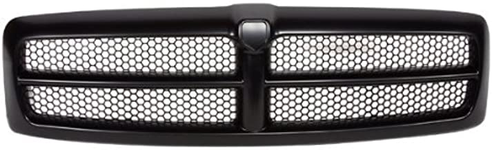 CarPartsDepot, Sport Package Front Grille Black Honey Comb Mesh Grill Pickup Truck, 400-171193 CH1200245 QR33DX8AE