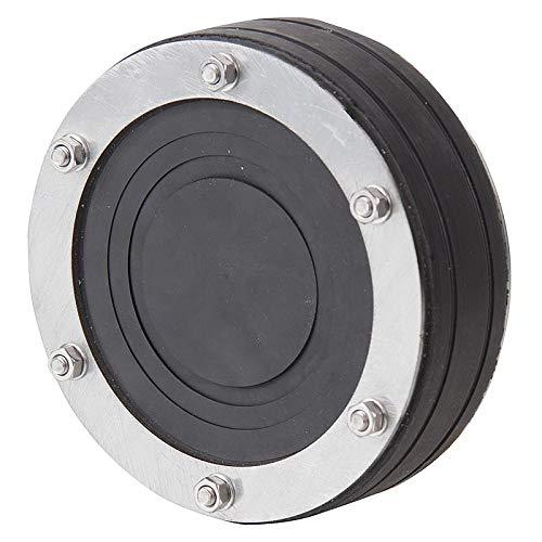 WITTKOWARE Ringraumdichtung/Mauerdurchführung für 1 Kabel/Rohr 110-160mm, für Kernbohrung oder Rohr 200mm