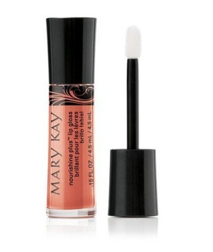 Mary Kay Nourishine Plus Lip Gloss: Café Au Lait