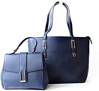 Lenz Bucket Bag For Women, Navy, AM19-B130