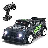 1:16 Remote Control Racing Car with Headlamp, 30+KM/H 2.4G 4CH 4WD RC Car Electric Drifting Car - RTR Version