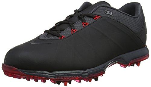 Nike Nike Herren 853738-001 Golfschuhe, Schwarz, 41 EU
