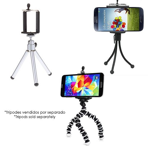 Donkeyphone - Soporte Adaptador Universal Bracket para TRÍPODE Y ...