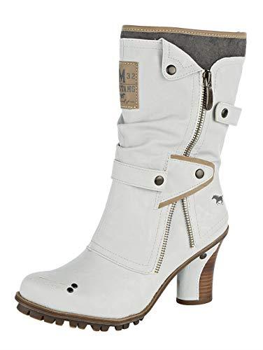 MUSTANG Stiefel im extravaganten Look Weiß